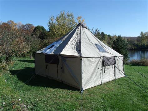 tent and table new york cabelas alaknak tent with woodstove hunting items for
