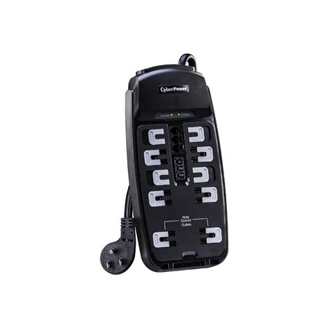 series cyberpower surge protector professional