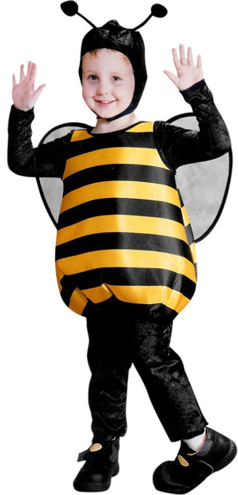 Toddler Fluffy Bumble Bee Costume   Best Toddler Costumes