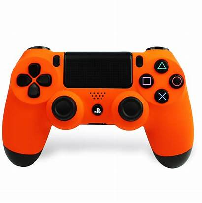 Ps4 Controller Orange Custom Accessory Soft Xbox