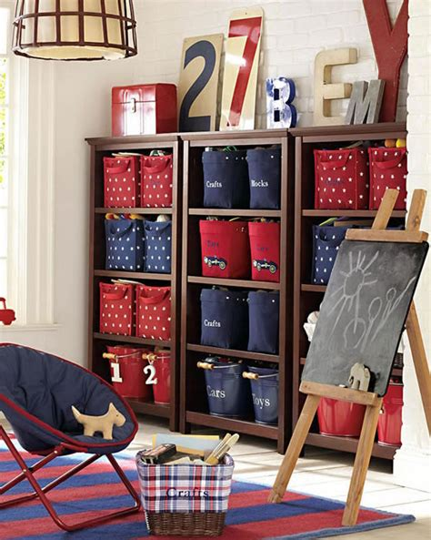 Storage And Organization Ideas For Kids Rooms  Design Dazzle