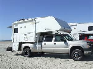 Short Camper Long Bed Truck