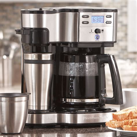 Our experts in the kitchen appliances and technology lab evaluated 31 coffee makers. Hamilton Beach 49980 Flex Brew Coffee Maker Part SINGLE SERVE FILTER BASKET ONLY