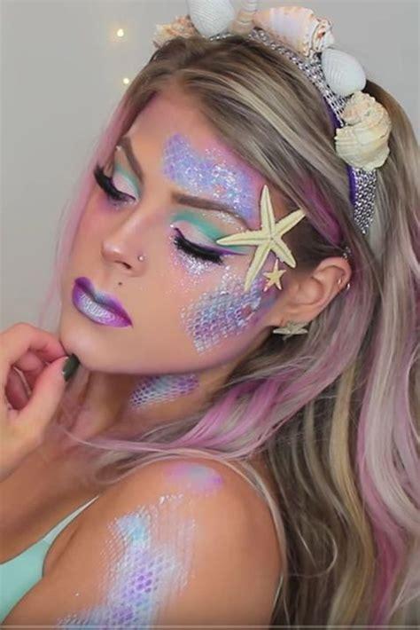 easy halloween makeup ideas tutorials  diy makeup  tos  halloween
