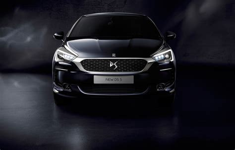 Citroen Ds5 Facelifted For 2018 Drops Citroen Badge By