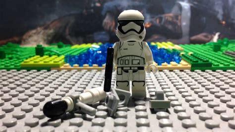 lego selber bauen lego wars htm sturmtruppler modifizieren fn 2187 selber bauen