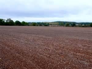 Freshly Tilled Field © Nigel Mykura :: Geograph Britain ...