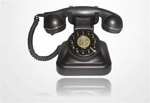 Telefon Schnurlos Retro : swissvoice vintage 20 schwarz bei kaufen ~ Watch28wear.com Haus und Dekorationen