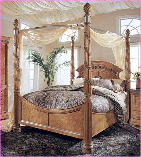 king size bed canopy drape king bed canopy drapes home design ideas