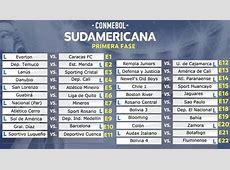 Sorteo Copa Libertadores y Copa Sudamericana 2018 los 8