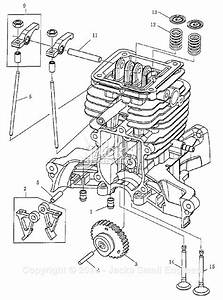 Robin  Subaru Eh035v Parts Diagram For Camshaft Parts