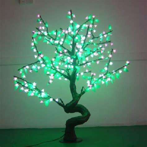 arbre lumineux 224 led bonsai 1 30m 384 leds deco lumineuse
