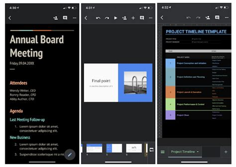 Dark mode arrives for Google Docs on iOS. Here's how to ...
