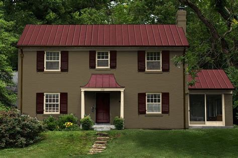 colonial paint colors exterior paint colors consulting for houses sle