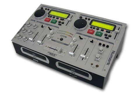 Numark Cd Mix 3 Mp3cd Player & Mixer Only £29900