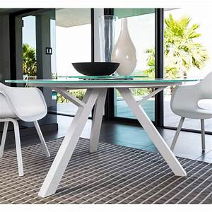 beautiful table et chaise de jardin moderne ideas With chaise de salle a manger moderne