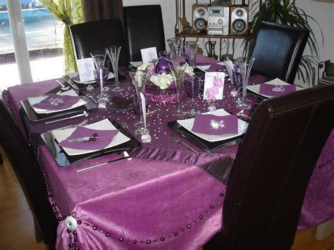 chambre papillon table de noêl 2010 photo 6 8 cette ée violet et