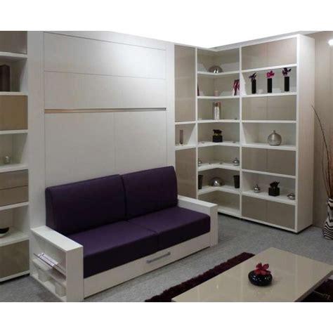 canap lit escamotable armoire lit escamotable avec canapé intégré au meilleur