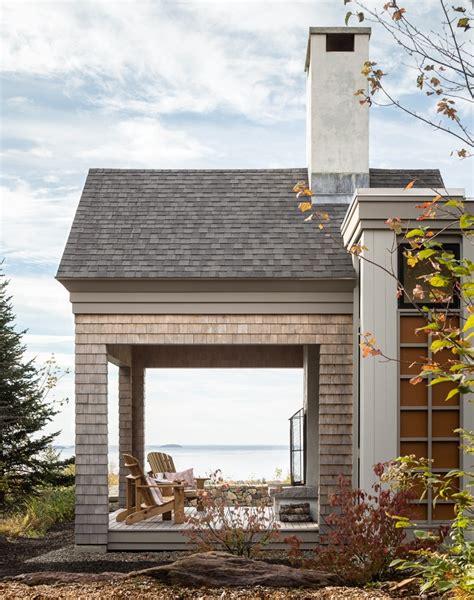 Bluff Top Elegance  Maine Home + Design