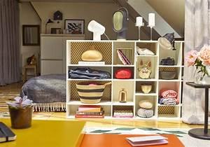 Separation Salon Chambre : studios les astuces d co pour un lieu de vie canon ~ Zukunftsfamilie.com Idées de Décoration
