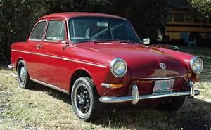1965 Volkswagen Type 3 1500 Notchback
