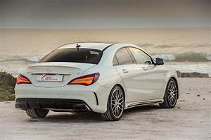 Mercedes-amg Cla 45 4matic  2016  Review
