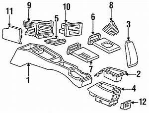 Pontiac Sunbird Plate Assembly