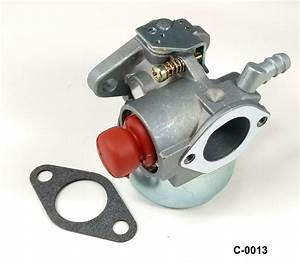 Carburetor For Tecumseh Ohh55 Ohh60 Ohh65 Go Kart 5hp 5