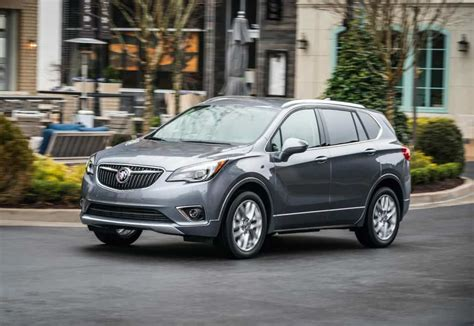2019 Buick Envision Updates Include Start/stop Disable Button
