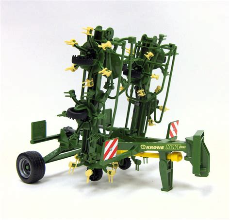 bruder farm toys 1 16th krone trailed rotary hay tedder by bruder toy toys