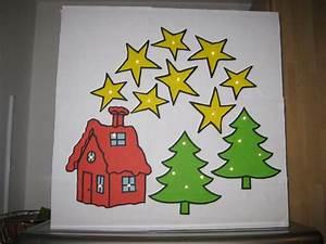 Weihnachtsdeko Für Geschäfte : weihnachtsbasteln mit baumaterial wir bauen dann mal ein haus ~ Sanjose-hotels-ca.com Haus und Dekorationen
