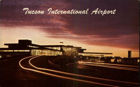 tucson international airport tus historic scenes