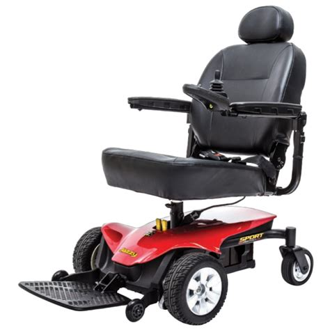 Jazzy Power Chairs Accessories by Pride Jazzy Sport Portable Power Chair