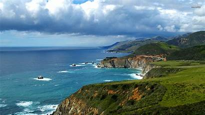 Sur California Wallpapersafari Landscape