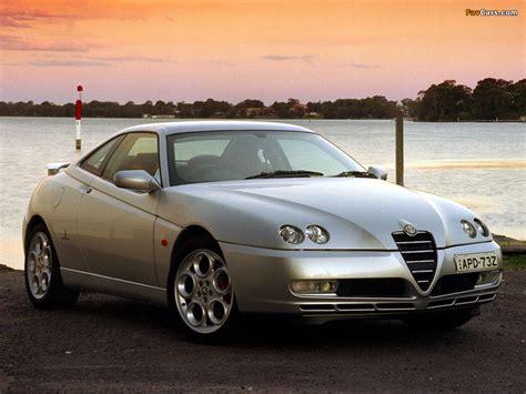 Alfa Romeo Gtv Au-spec 916 (2003–2005) Wallpapers (1024x768