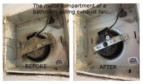 how to clean bathroom exhaust fan bathroom exhaust fan lint is a fire hazard mini mops