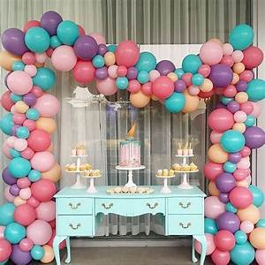 Top 10 Simple Balloon Decorations at Home for Birthday
