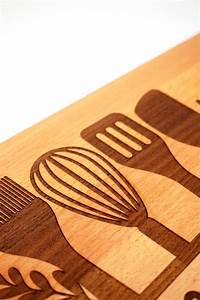 Custom, Wood, Cutting, Boards, With, Glowforge