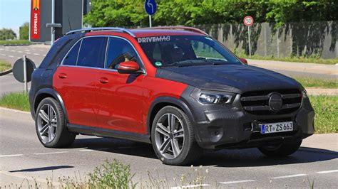 We Spy The Allnew 2019 Mercedesbenz Gle