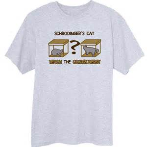 schrodinger s cat teach the controversy novelty t