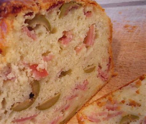 id馥 cuisine facile gateau olives jambon facile arts culinaires magiques