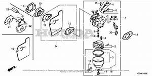 28 Honda Lawn Mower Carburetor Linkage Diagram