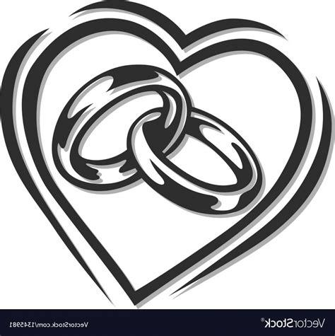 wedding ring vector art soidergi
