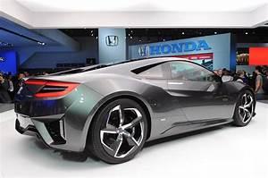 Synergie Automobile : honda nsx concept 2013 pour une meilleure synergie homme machine voiture neuve et d 39 occasion ~ Gottalentnigeria.com Avis de Voitures