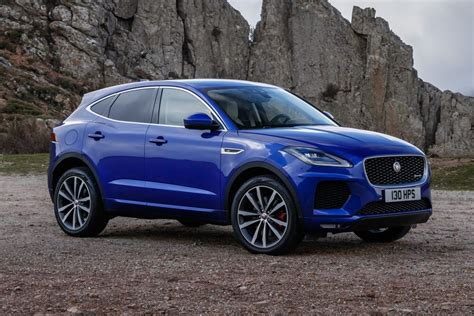 Jaguar Epace 2018  Car Review  Honest John