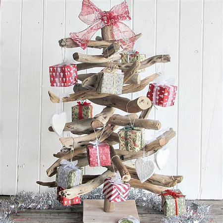 driftwood christmas tree  decorations   aussie