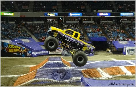 Monster Truck Show 5 Tips For Attending With Kids