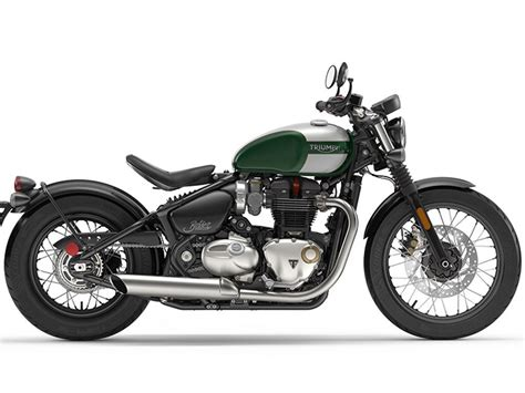 Triumph Bonneville Bobber India Launch Soon; Engine & Pics