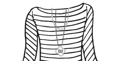 How To Accessorize A Boat Neck Dress by How To Accessorize Your Neckline Boat Neck Jewelry