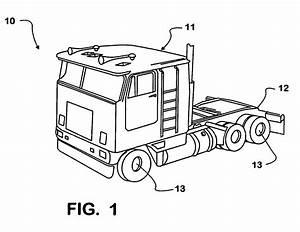 Semi Truck Line Drawing At Getdrawings